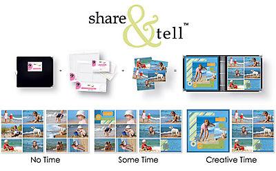 Share & Tell