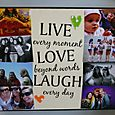 Livelovelaugh canvas