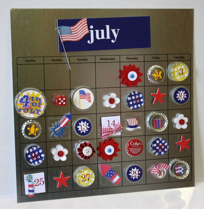 July magnetic kit