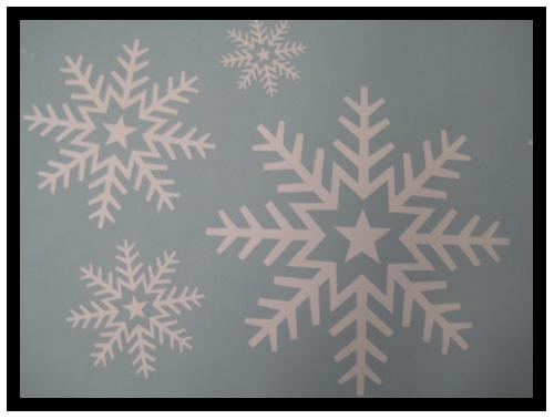 Snowflake Single Set